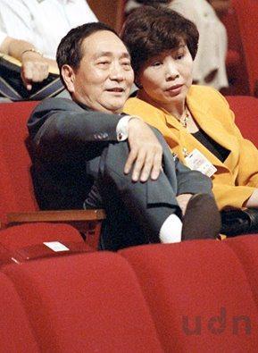1994年8月26日王又曾出席國民黨十四屆二中全會票選中常委。記者盧振昇/攝影