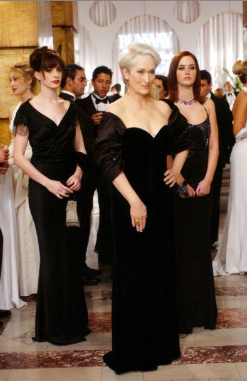 《穿著Prada的惡魔》劇照。圖/STAR MOVIES提供