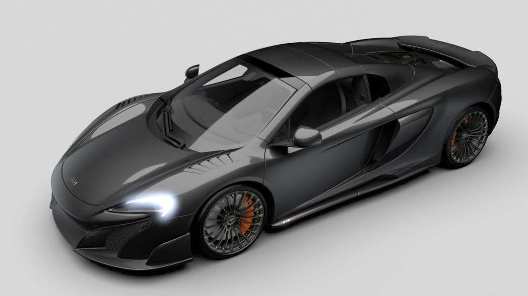 日前原廠MOS改裝廠針對675LT Spider,推出675LT Spider Carbon Series。 摘自McLaren