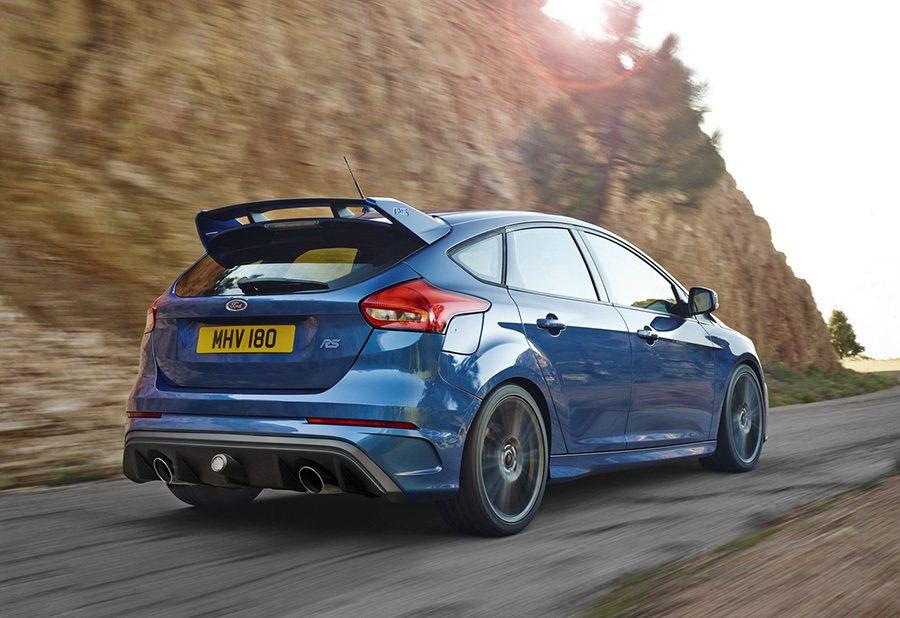 Focus RS車款的銷量將決定 Focus RS500的可能性。 Ford提供