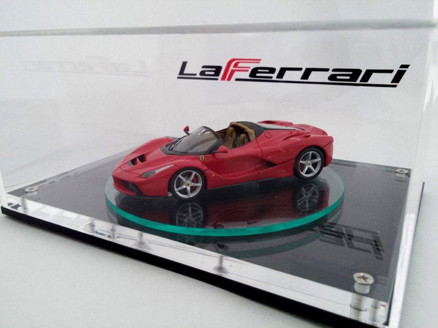 Kane&Co.公司生產的1/43 Ferrari LaFerrari Spi...