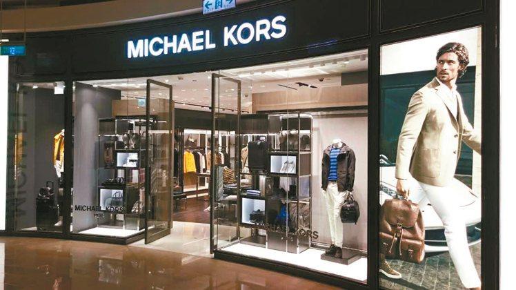 台北是繼日本後第二個可買到Michael Kors男裝的城市。 圖/Michae...