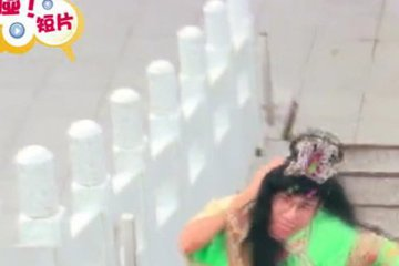 小A辣 X 林進 X 老田 X 胖虎攜手合作,復刻「新白娘子傳奇」MV唯美浪漫~噓編忍不住佩服剪接葛格提醒大家,MV最後有隱藏版幕後花絮!一定要看到最後!