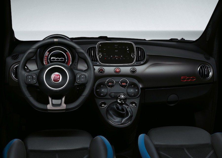 外觀內裝都有許多個性化以及豪華套件可選配。 Fiat提供