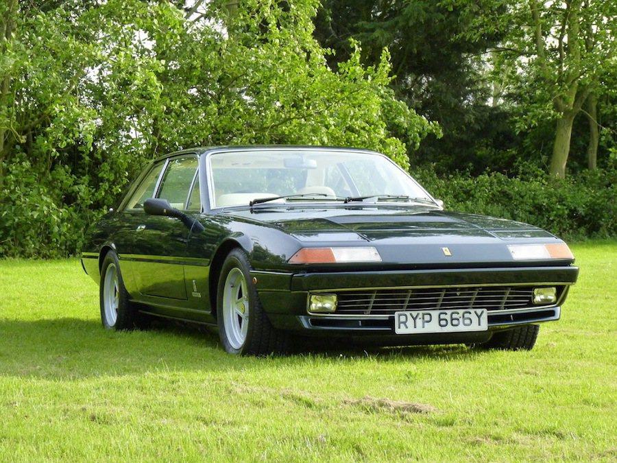 一輛30年的Ferrari 440i最近被釋出拍賣。 摘自Carscoops.com