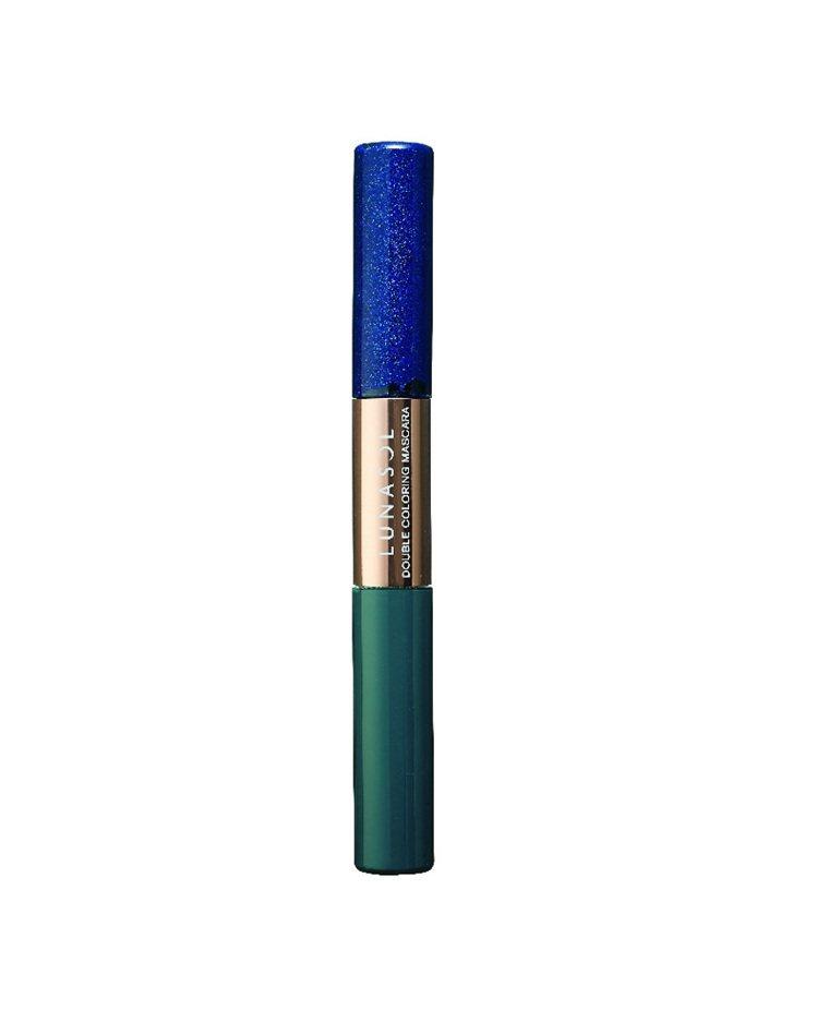 佳麗寶LUNASOL雙采拼色睫毛膏,售價1,050元。圖/佳麗寶提供