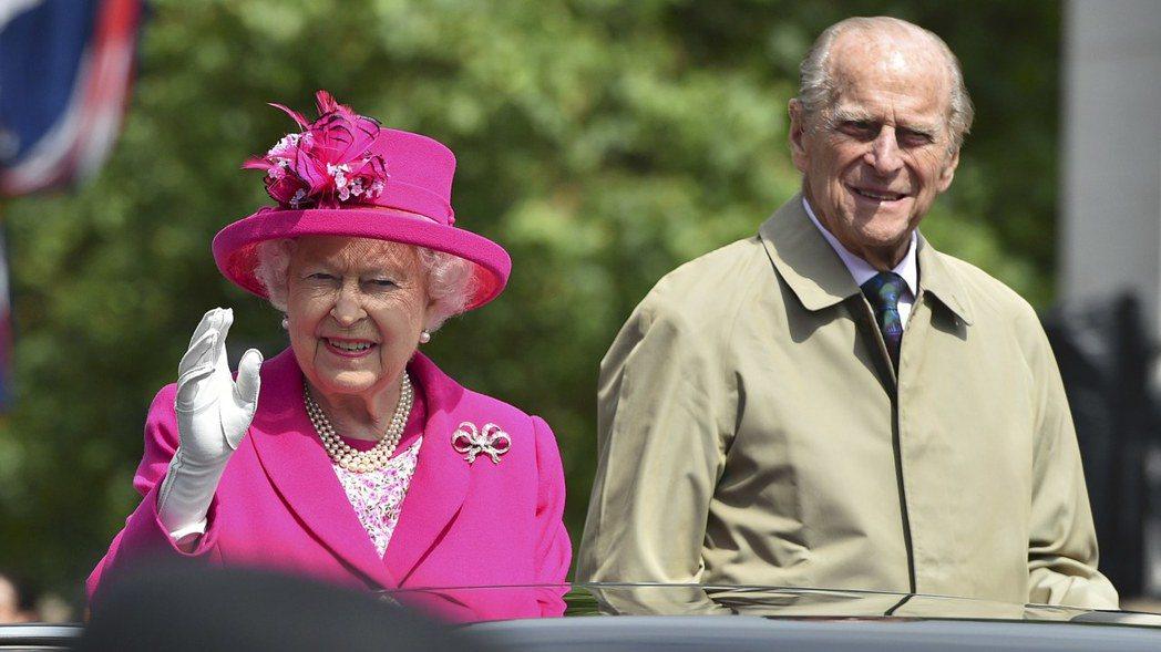 英女王96歲夫婿菲立普親王 2日退休