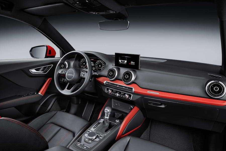 基於使用了MQB平台,Q2與A3共同使用了相當多的元件,也才有性能版本Q2開發的契機。 Audi提供