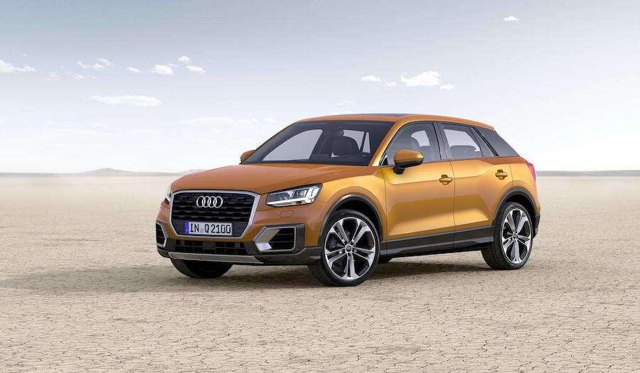 Audi Q2都還沒發表,原廠就計劃推出SQ2與RS Q2。 Audi提供