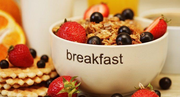 早餐。 圖片來源/123RF