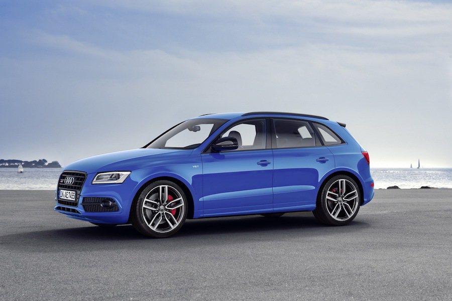 下一代Audi SQ5將會使用與現行SQ7相同的最新技術。 Audi提供
