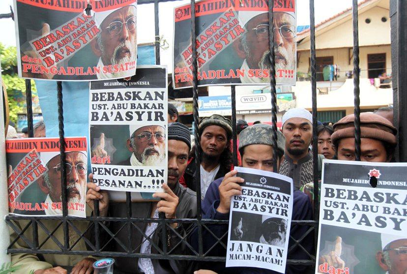 領導印尼聖戰理事會的巴希爾,極具聲望,是現今印尼伊斯蘭極端份子眼中的精神領袖。 ...