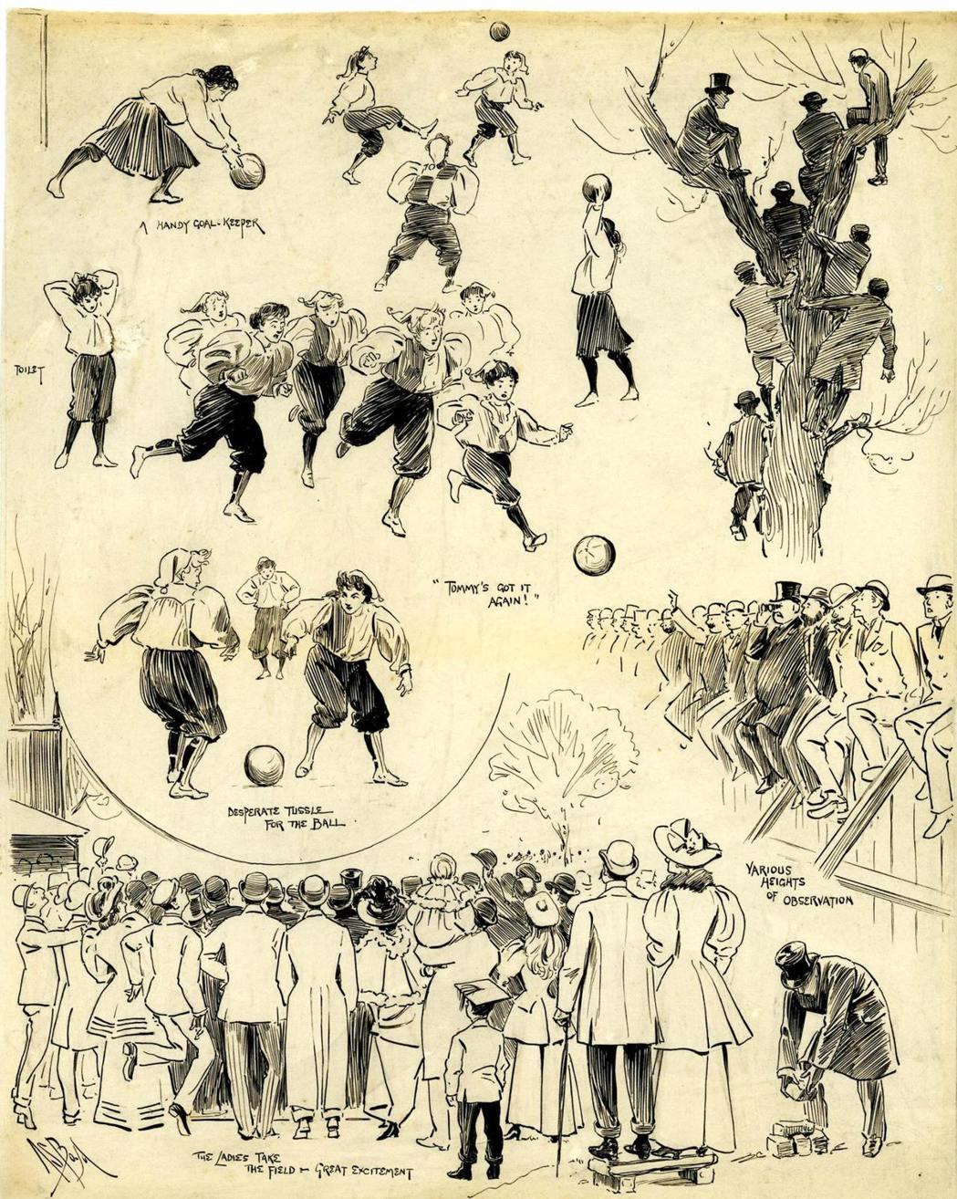 英國的公學體系也積極地參與足球的「規則化」,這不但奠定了現代足球的規則基礎,也將...