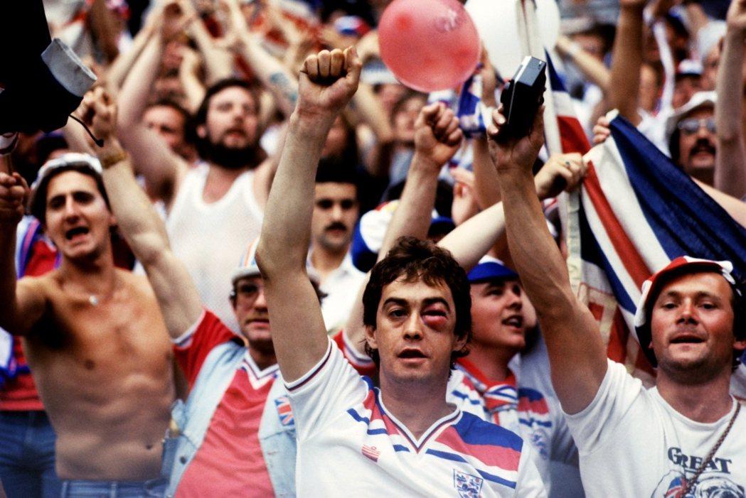 「足球流氓」於是迅速帶動起了新一波的暴力文化。 圖/美聯社
