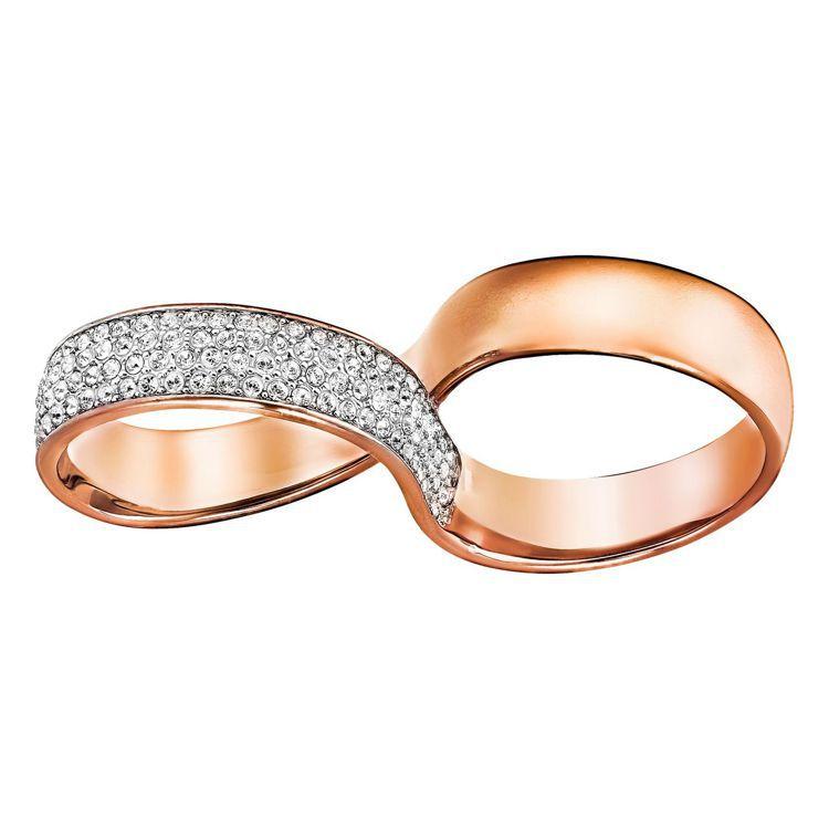 Exist戒指,5,990元。圖╱施華洛世奇提供