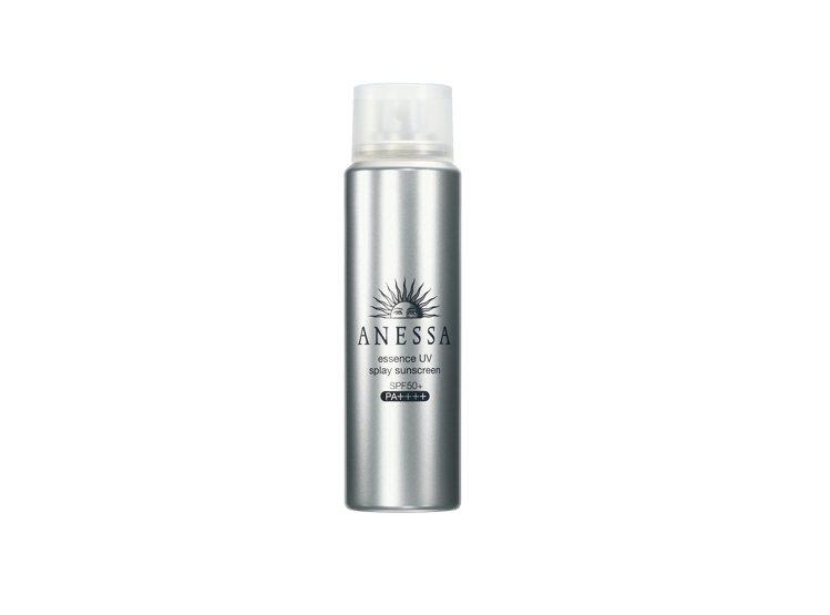 資生堂安耐曬銀鑽保濕防曬噴霧SPF50+、PA+++,針對日常、運動與戶外設計。...