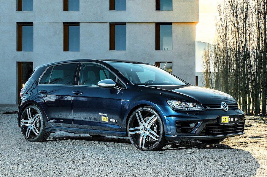 知名改裝廠O.CT Tuning針對Volkswagen Golf R推出動力升級套件。 O.CT Tuning提供