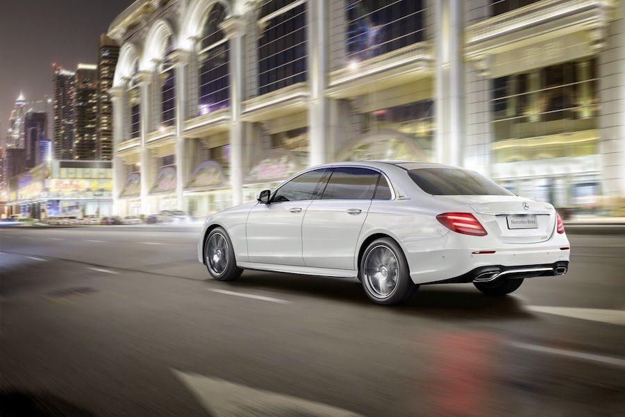 北京奔馳的工廠已是Mercedes全球最大的工廠。 Mercedes-Benz提供