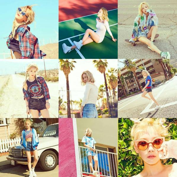 少女時代隊長太妍新專輯《Why》造型走帶點「性感頹廢」氣息的美國酷帥Style。...