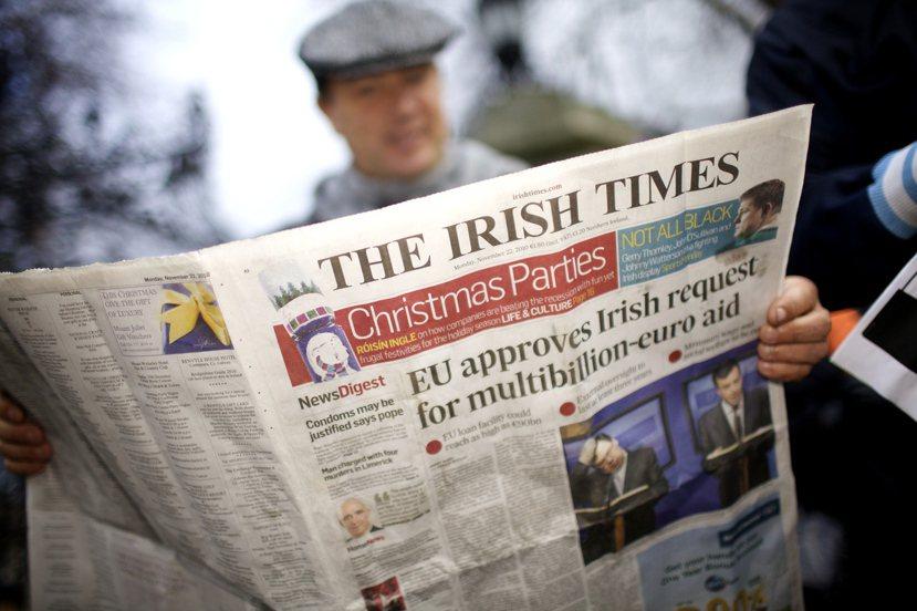 不久前才走出歐債危機陰影,成爲歐盟裡國民生產總值增長最高國家之一的愛爾蘭,馬上又...