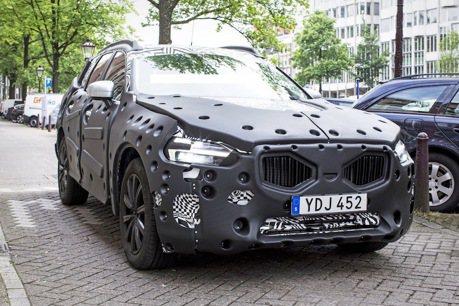 Volvo 下一代XC60曝光 全新60家族首作