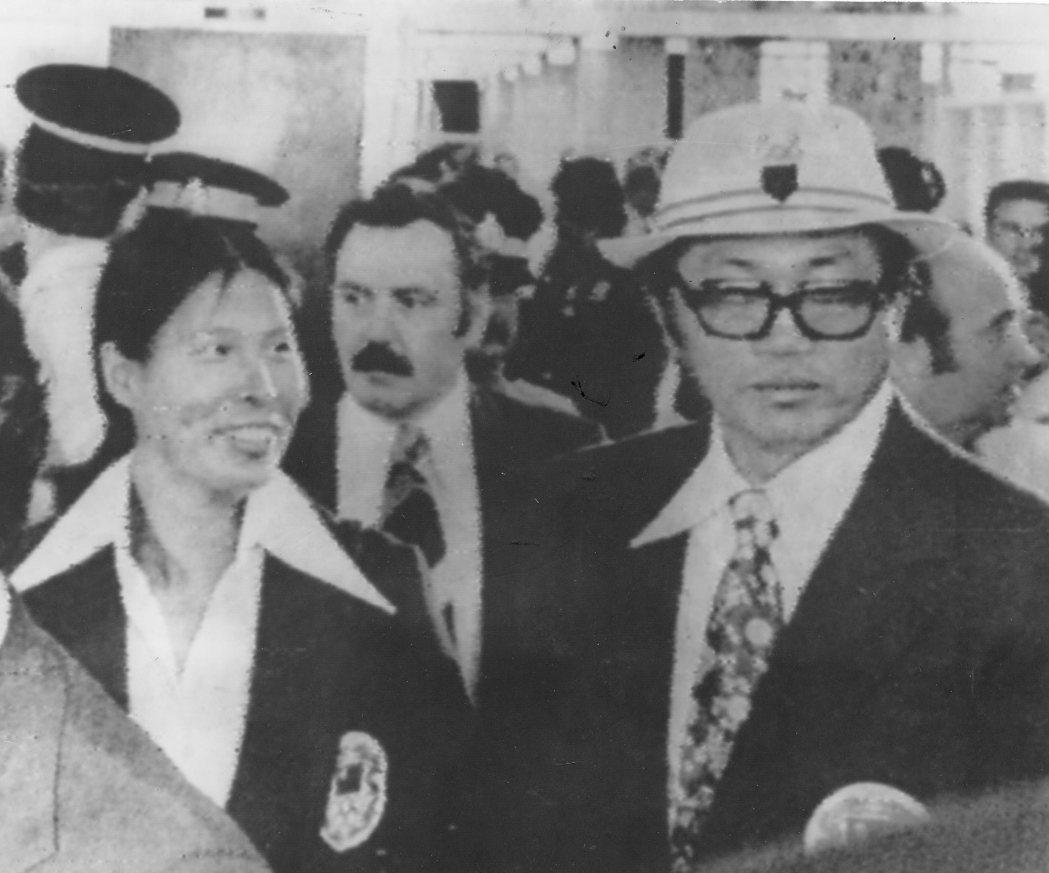 1976年蒙特婁奧運開始前,時任加拿大總理杜魯道(現任總理之父)曾以「中國」名稱...