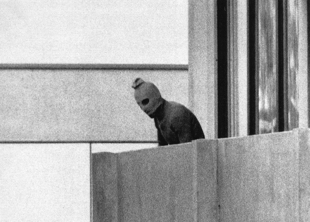 1972年的慕尼黑奧運,是奧運史上最黑暗的一幕。 圖/美聯社
