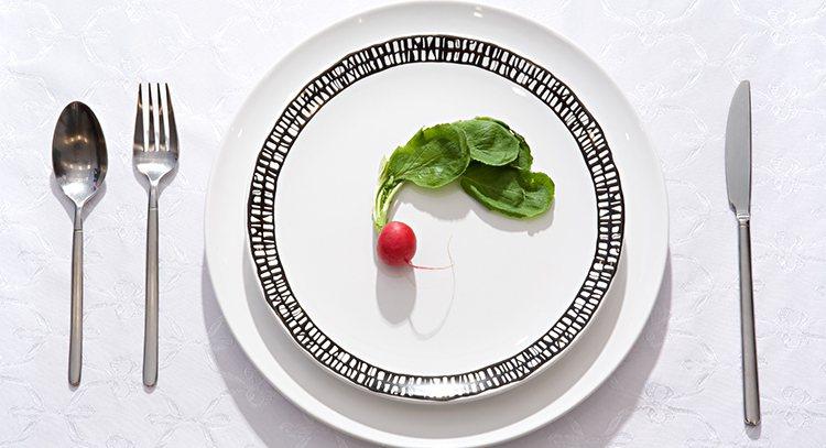 節食示意圖。 圖/ingimage