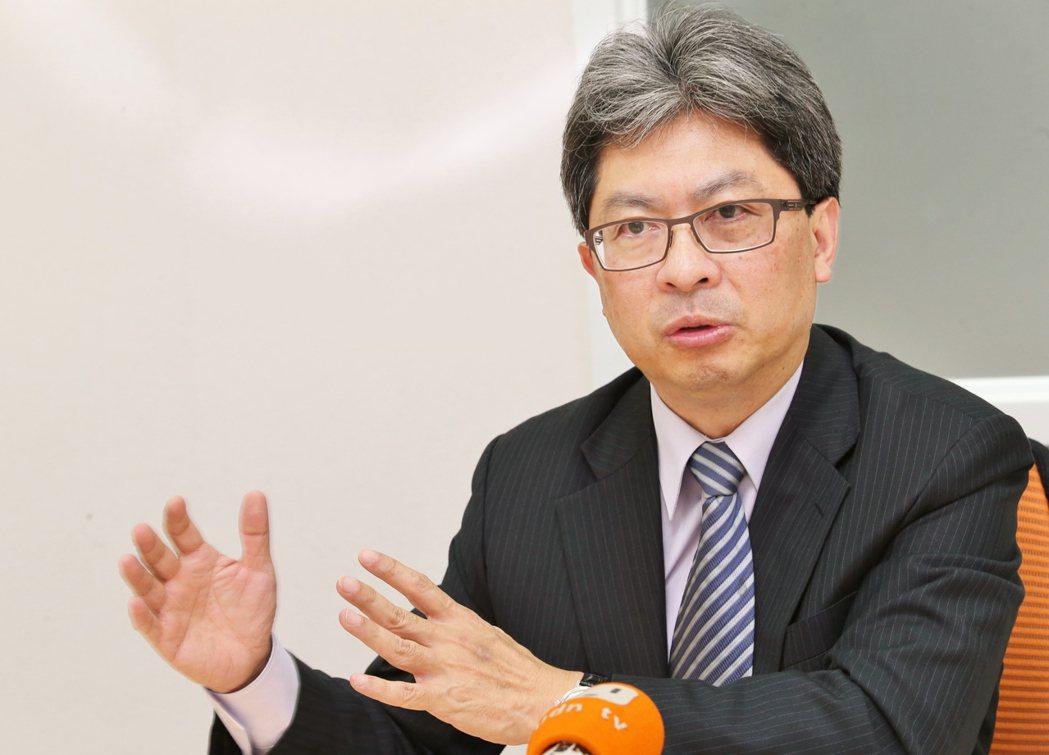 圖為中化銀髮事業股份有限公司總經理李宗勇。 報系資料照