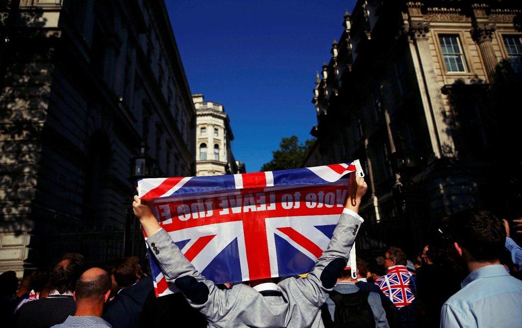 623公投結果顯示,英國確定脫歐。 圖/路透社
