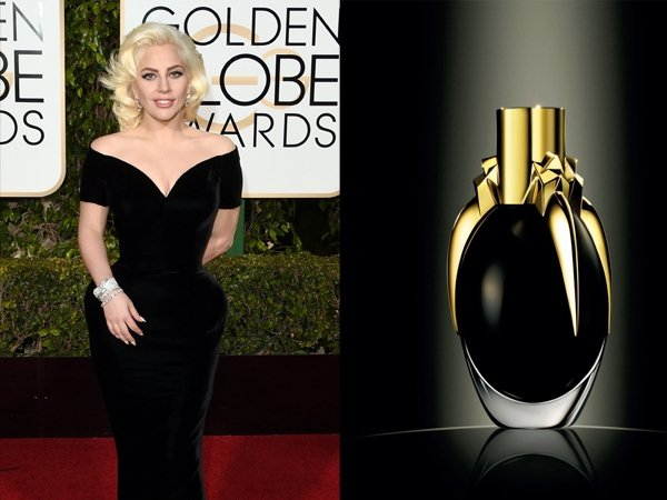 Lady Gaga Fame香水 Lady Gaga表示此款香水香調的靈感會是...