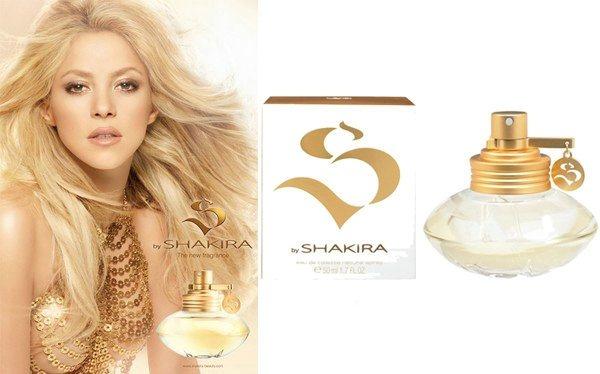 夏奇拉S by Shakira享受 夏奇拉S by Shakira香調的靈感由...