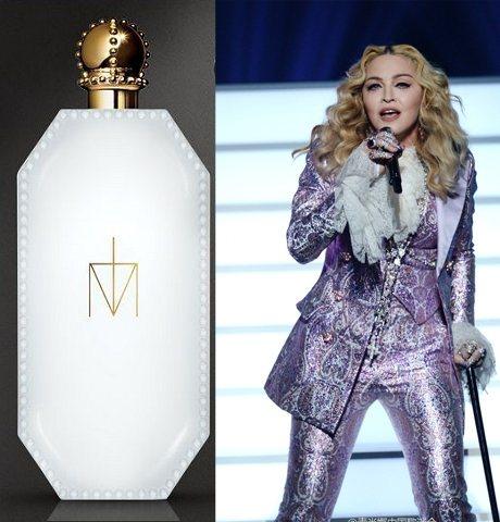 """瑪當娜Truth or Dare 香水這是瑪當娜的第一款個人香水,她說""""我一直..."""