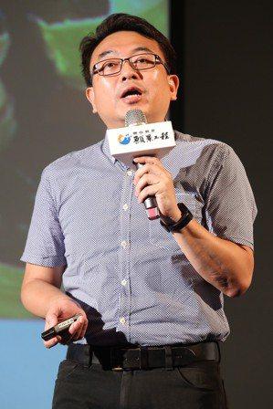 交通大學土木工程系副教授單信瑜。記者高彬原/攝影