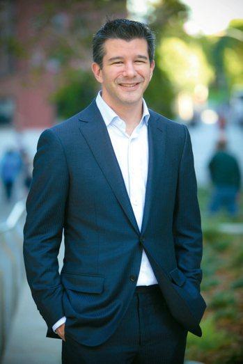 Uber執行長卡拉尼克(Travis Kalanick)。聯合報系資料照片