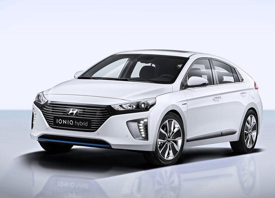 全新 Ioniq五門 Hybrid油電車 Hyundai提供