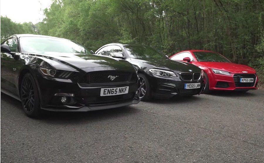 3萬5千英鎊可以買到怎麼樣的跑車呢? 截自Carwow影片