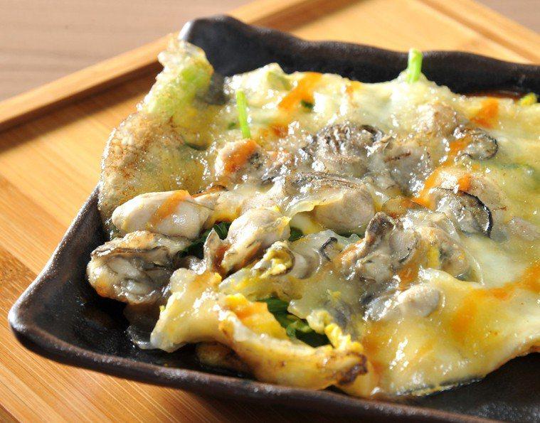蚵仔煎是地中海飲食 吃了防失智 圖/記者林澔一攝影
