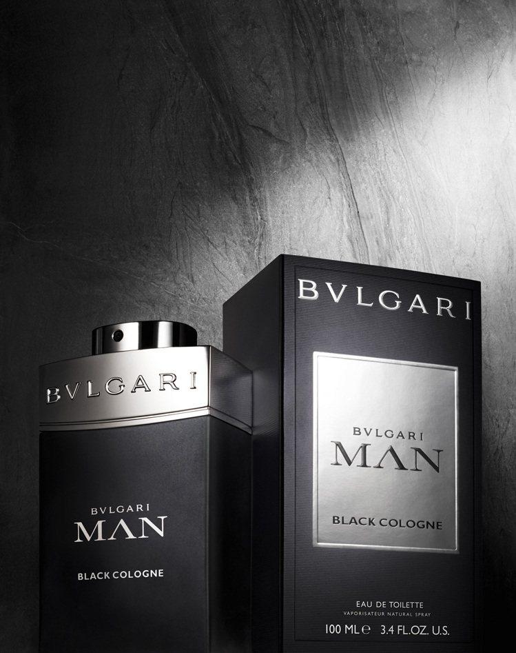 寶格麗當代冰海男性古龍淡香水,100ml/3,350元。圖/BVLGARI提供