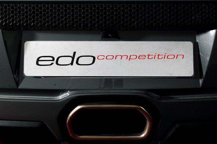2000年Edo Competiton Motorsport GmbH改裝廠正式...