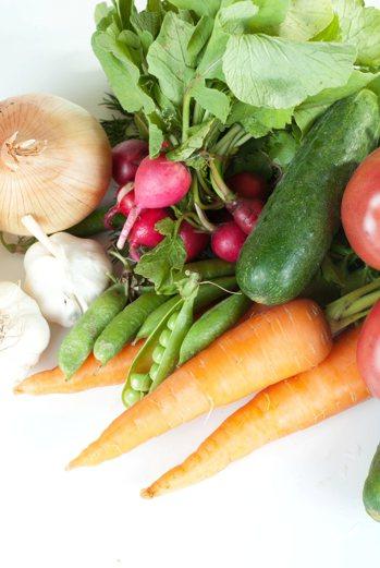 要取鈣保骨本,減少肉類攝取和多吃深綠色蔬菜,可能比吃乳製品(也是高蛋白)來得有效...