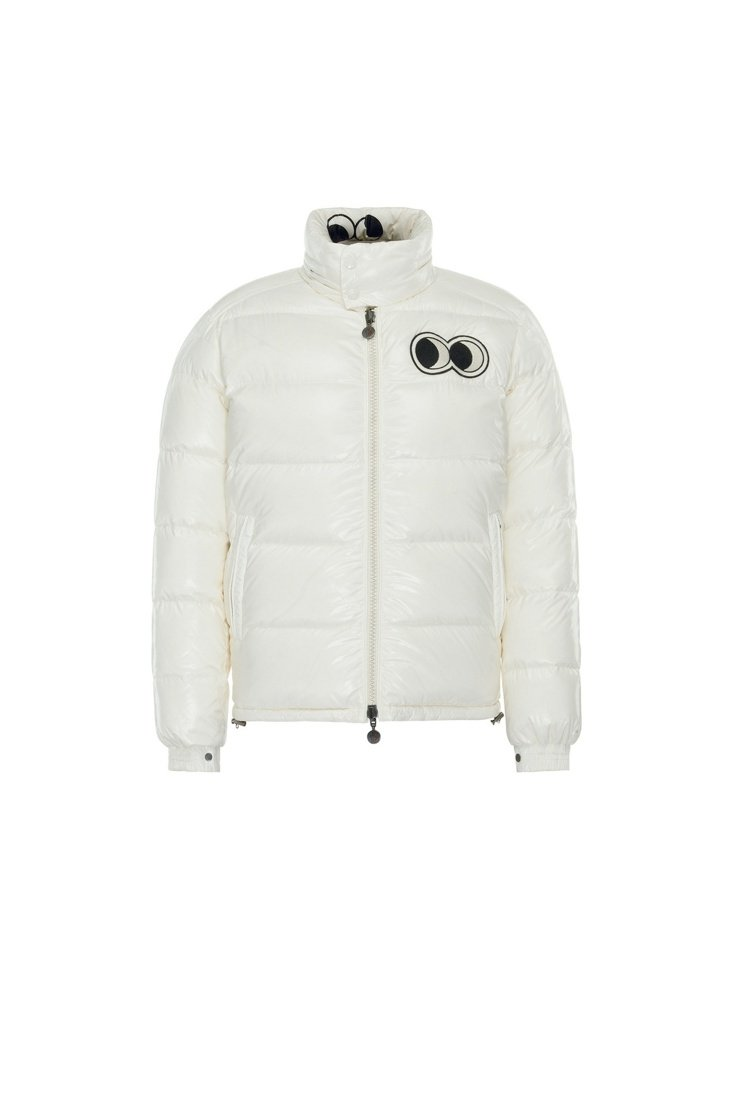 Moncler FriendsWithYou特別合作系列_飛越童真(Look W...