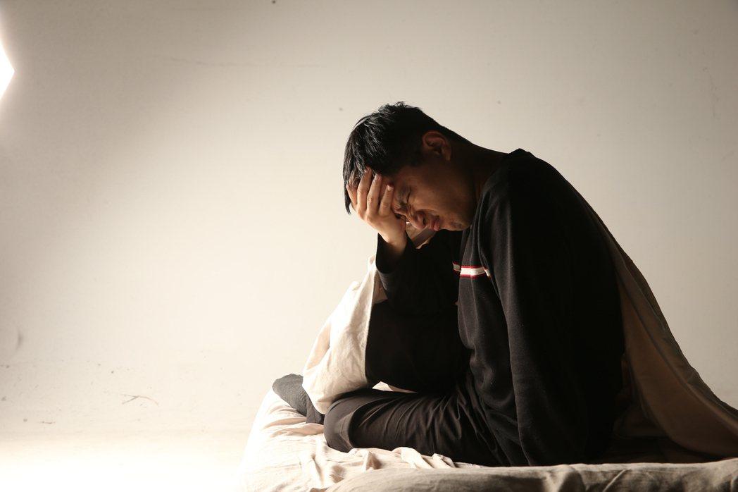 疼痛造成的不舒服,不但可能影響日常生活,甚至影響身體。 記者陳立凱/攝影