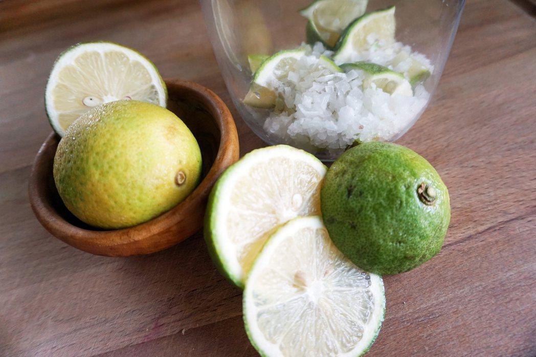 檸檬乾做法各家不同,不妨自己動手做。 圖/朱慧芳