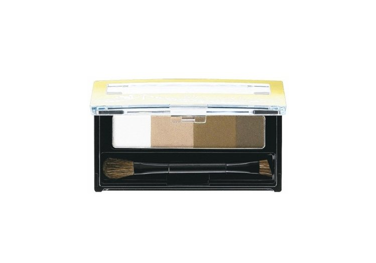 INTEGRATE立體光效4色眉粉盒,售價290元。 圖/業者提供