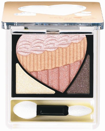 INTEGRATE裸光深眸眼影盒,售價390元。 圖/業者提供