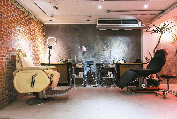 MRKT 5店內陳設相當具有特色,營造出宛如藝術空間的氛圍。 圖/MRKT 5提...