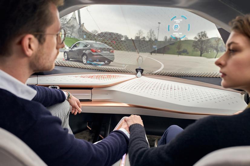 BMW與Intel、Mobileye宣布合作,要共同打造自動駕駛車。 摘自BMW