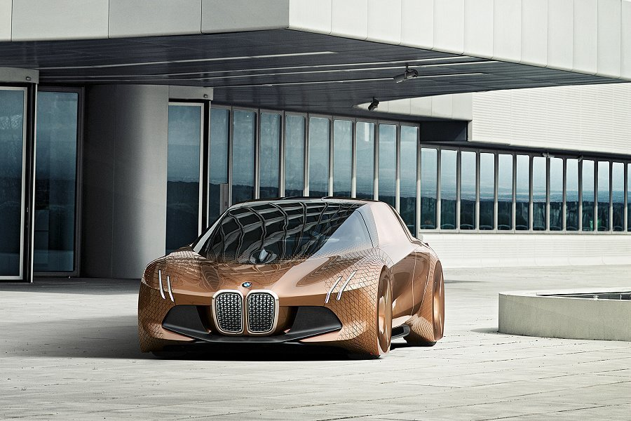 BMW與Intel、Mobileye計劃2021年進行自動駕駛車量產。(圖為BM...
