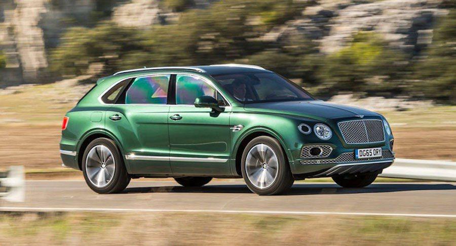 Bentley提供